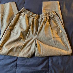 H&M gray slacks